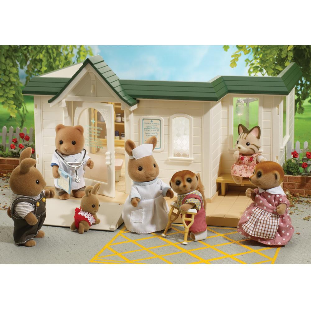 Sylvanian Families - Cottage Hospital