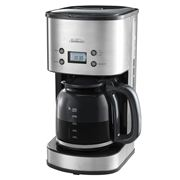 Sunbeam - Stainless Drip Filter Electronic Coffee Machine
