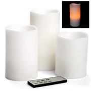RSC - Vanilla Candle Gift Set 3pce
