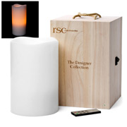 RSC - Designer Collection Pillar Candle 3XL