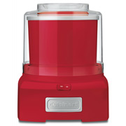 Cuisinart - Ice Cream Maker ICE-21RA Red 1.5L