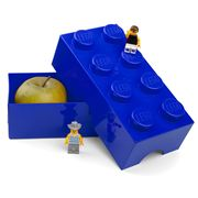 LEGO - Blue Lunch Box