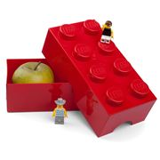 Lego - Red Lunch Box