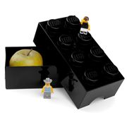 LEGO - Black Lunch Box