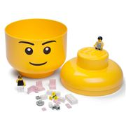 Lego - Small Storage Head Boy