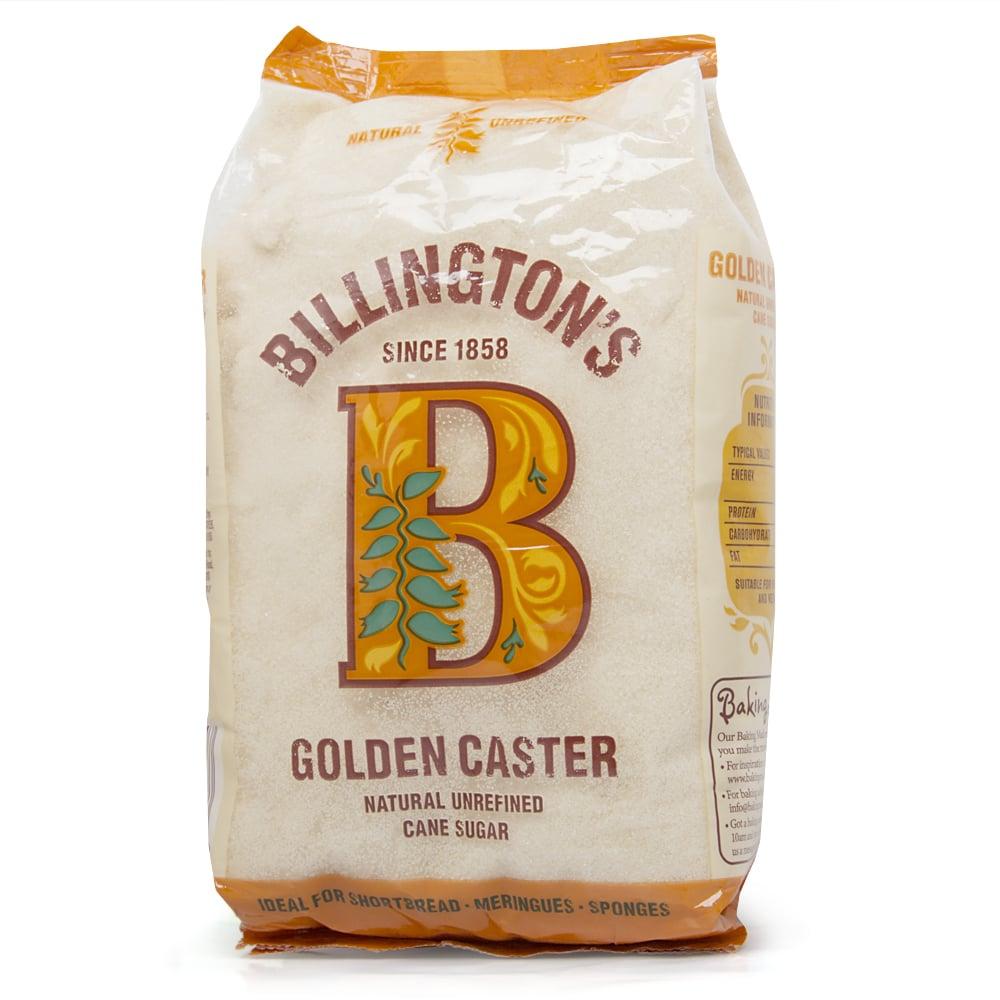 Billington's - Golden Caster Sugar 1kg | Peter's of Kensington