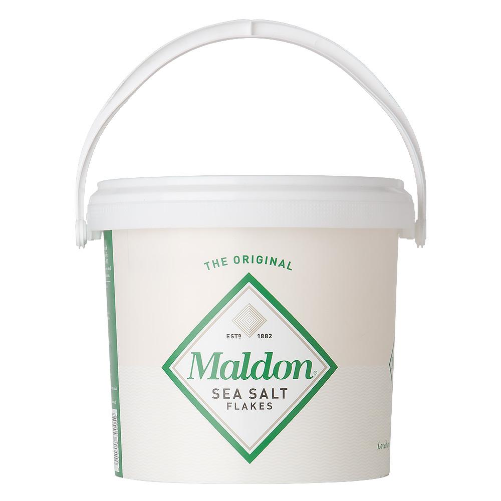 Maldon - Sea Salt Flakes 1 5kg | Peter's of Kensington