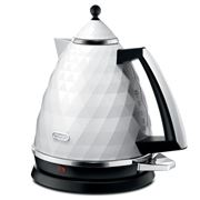 DeLonghi - Brillante White Kettle