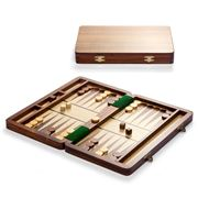 Italfama - Wooden Backgammon Set