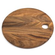 Ironwood - Round Medium Chopping Board