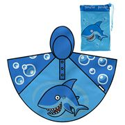 Bugzz - Shark Rain Poncho
