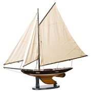 Authentic Models - Newport Sloop