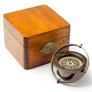 Authentic Models - Lifeboat Compass