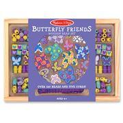 Melissa & Doug - Butterfly Friends Bead Set