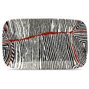 Alperstein - Aboriginal Art Judy Watson Kurrkara Long Plate