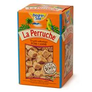 La Perruche - Pure Cane Sugar Amber Rough Cut Cubes 750g