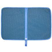 Prepara - Drydock Hygienic Air Dry Dish Mat Blue