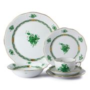 Herend - Chinese Bouquet Place Setting 6pce
