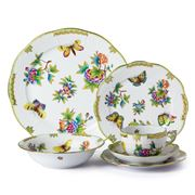 Herend - Queen Victoria Place Setting 6pce
