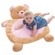 Fuzzy Factory - Pink Bear Luxurious Baby Rug