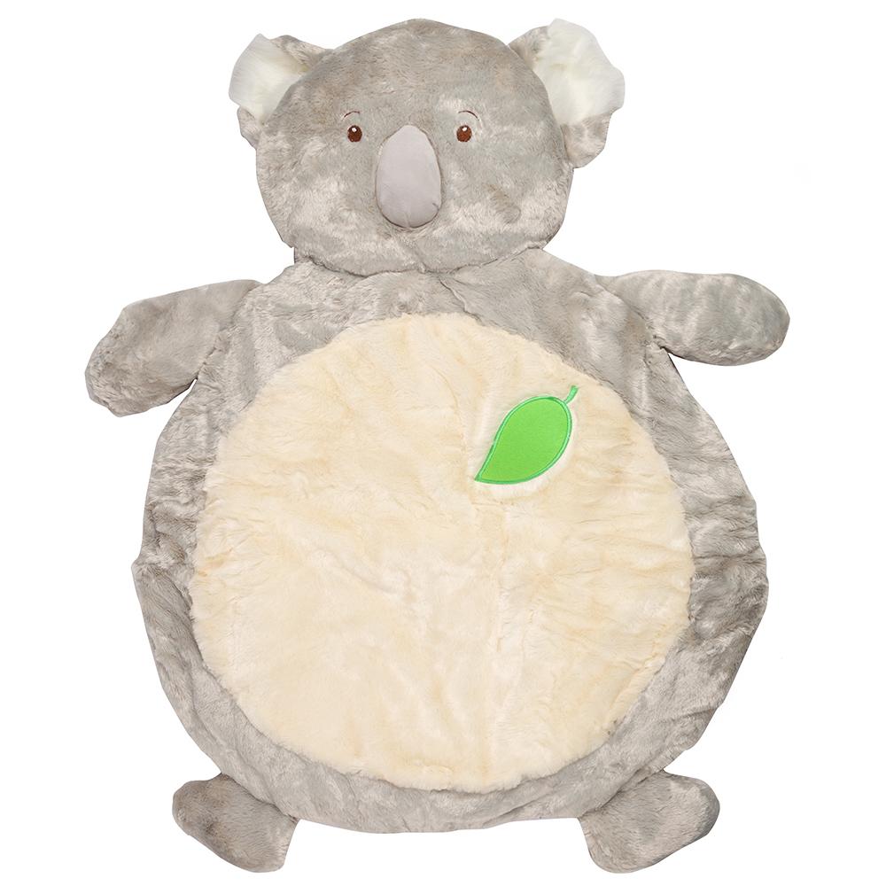 fuzzy factory  koala luxurious baby rug  peter's of kensington -