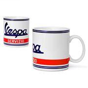 Vespa - Ceramic Mug Servizio