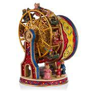 StyleSetter - Teddy Bear Ferris Wheel Musical Carousel