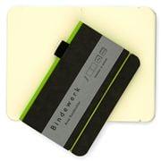 Bindewerk - Contemporary Small Green Notebook