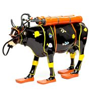 Art In The City - Zenzi The Scuba Diver Cow