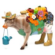Art In The City - The Gardener Cow