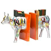 Art In The City - Bookworm Cow