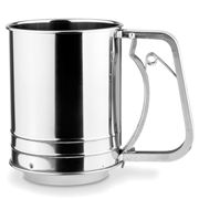 Chef Inox - Flour Sifter with Squeeze Handle 3 Cup