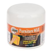 Aussie Furniture Care - Brown Furniture Wax 250g