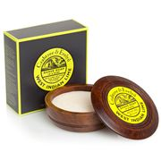 Crabtree & Evelyn - West Indian Lime Shave Soap In Bowl 100g