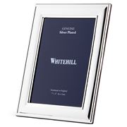 Whitehill - Plain Frame with Wooden Backing 13x18cm