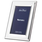 Whitehill - Plain Frame with Wooden Backing 10x15cm
