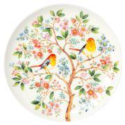 Ashdene - Tree of Life Cocktail Plate