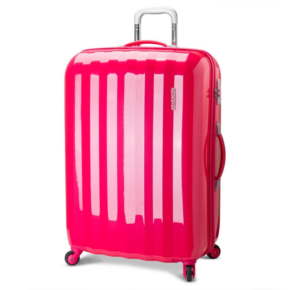 American Tourister Prismo Magenta Spinner Case 75cm