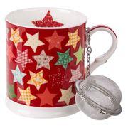 Ashdene - Stars Mug & Infuser