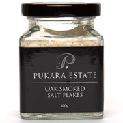 Pukara Estate - Oak Smoked Salt Flakes 100g