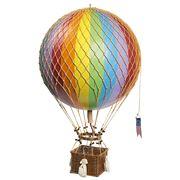 Authentic Models - Royal Aero Balloon Model Rainbow