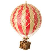 Authentic Models - Floating the Skies Balloon Model Red