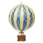 Authentic Models - Floating the Skies Balloon Model Blue