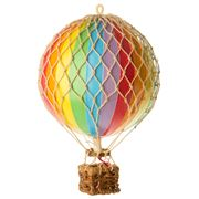 Authentic Models - Floating the Skies Balloon Model Rainbow