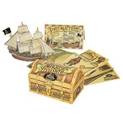 Authentic Models - Pirate's Treasure Chest Kit