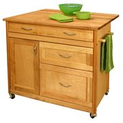 Catskill - Mid-Sized Drawer Island