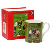 Wild & Wolf - Ladybird Books Football Mug