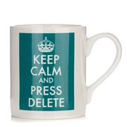 McLaggan Smith - Keep Calm and Press Delete
