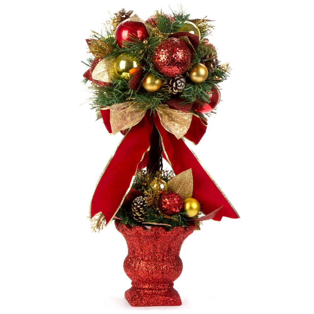 Swish Collection - Christmas Topiary Tree 66cm