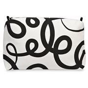 Citta Design - Flux Wash Bag Black/White Medium